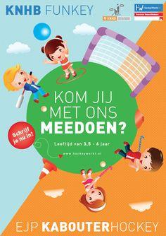 HockeyWerkt.nl Inschrijven voor EJP Kabouterhockey bij SCHC Bilthoven - HockeyWerkt.nl