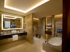 Conrad Seoul Hotel, Korea - Conrad Suite, Bathroom