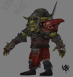 Squig Herder | Greenskins - Goblin Squig Herder - Warhammer Online - www.mmosite.com