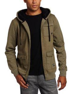 Amazon.com: Zoo York Men's 34th Regiment Hoodie: Clothing