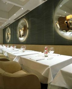 Locanda Locatelli Restaurant, London....