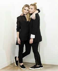 Marry Kate and Ashley olsen
