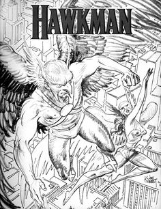 Kubert Hawks, early 70s. He always loved his Hawks, and so do I.