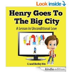 Join Max Magee on this new adventure where he learns about unconditional love through a mouse named Henry. Wanting something more from life, Henry leaves his family for the excitement Big City. What he finds is that there truly is no place like home and the unconditional love of his family. #childrensbooks