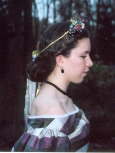 Adventures of a Costumer: Civil War Evening Hairstyles