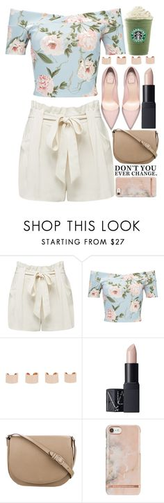 """""""˗ˏˋhappiness is the highest form of successˎˊ˗"""" by ginga-ninja ❤ liked on Polyvore featuring Forever New, Miss Selfridge, Maison Margiela, NARS Cosmetics and CÉLINE"""