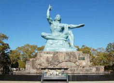 平和祈念像 | 長崎市 平和・原爆 NAGASAKI