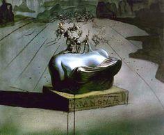 Paranoia by Salvador Dali 1935
