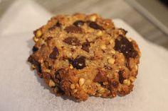 no soy vegan: Glutenfree Buckwheat-Chocolate-Cookies