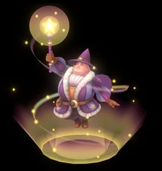 ArtStation - Jolly Wizard, Matt B