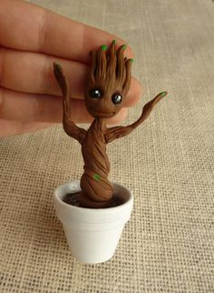 Baby Groot by Nelimae