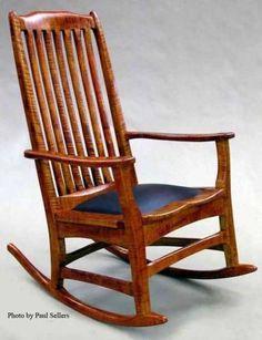 Paul Sellers Rocking Chair