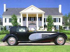 Bugatti Royale Binder Coupe de Ville