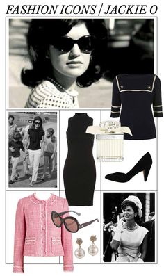 Jackie O my fashion icon! Jackie Oh, Jackie Kennedy Style, Jacqueline Kennedy Onassis, Vintage Outfits, Vintage Fashion, Audrey Hepburn Style, Mode Style, European Fashion, Chanel