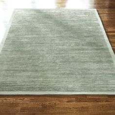 Tibetan Silhouette Wool Area Rugs - Frontgate by Safavieh (dining room or living room)