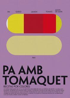 Ateneu Popular - Blog de diseño gráfico y publicidad. Recetas por colores