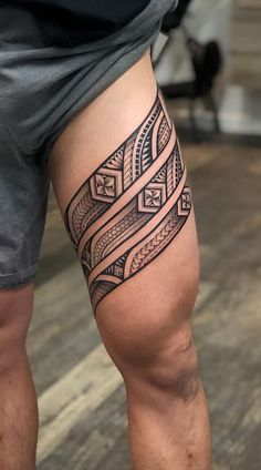 50 Pictures of Tribal Tattoos for Inspiration - Pictures and.- 50 Pictures of . - 50 Pictures of Tribal Tattoos for Inspiration – Pictures and…- 50 Pictures of Tribal Tattoos fo - Maori Tattoo Arm, Tribal Band Tattoo, Thigh Tattoo Men, Polynesian Tribal Tattoos, Tribal Tattoos For Men, Tattoos For Guys, Samoan Tattoo, Leg Band Tattoos, Tattoo Band