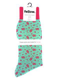 Fellow Socks on Behance