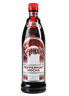 kahlua peppermint mocha coffee a luxurious balance of cool peppermint ...