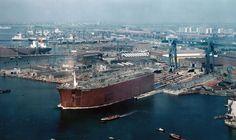 Tewaterlating-tt-Melania-voorschip-30-10-1968