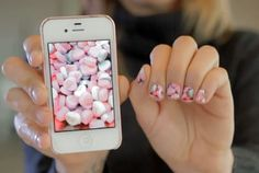 O app que vai transformar fotos do Instagram em nail arts