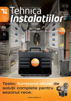 Revista Tehnica Instalatiilor nr. 09_138_2015 Lockers, Locker Storage, Cabinet, Furniture, Home Decor, Clothes Stand, Decoration Home, Room Decor, Closet