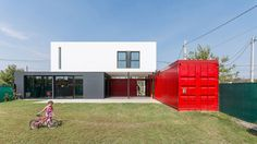 Beautiful Shipping Container Home in Argentina