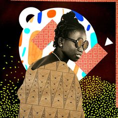AFROKLECTIC - manufactoriel: Inspiration Malick Sidibé