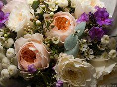 Hand-Tied Bouquet from David Austin | Osakana Feelingood® | Flickr