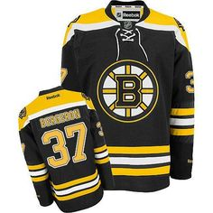 "$34.88 at ""MaryJersey"" (maryjerseyelway@gmail.com) Bruins 37 Patrice Bergeron Black Home Women Stitched NHL Jersey"