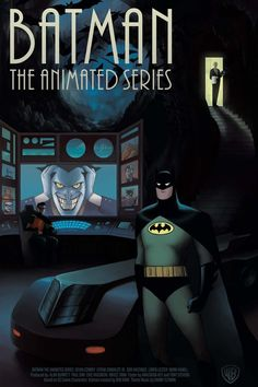 BATMAN The Animated Series - End of Line Art Poster Series #7 By Tony Stevens & Anastasia Key Poster Info This is number 100 out of 1500 Signed by Tony Stevens Giclee Print on 8mil Satin Poster Paper Poster Dimensions are 24 x 36 Brand New Poster Never Been Framed Ships in a cardboard tube