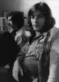 Nick Mason & David Gilmour-Pink Floyd | Happy Alone