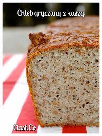 Gluten Free Cakes, Gluten Free Recipes, Bread Recipes, Cooking Recipes, Bulgarian Recipes, Breakfast Menu, Keto, Banana Bread, Good Food