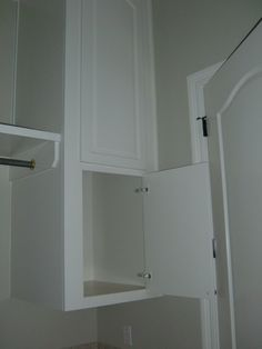 Laundry Chute Bottom Door Ideas - Google Search                                                                                                                                                     More