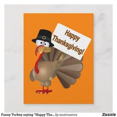 funny turkey thanksgiving party invitation card thanksgiving