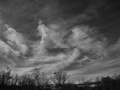 Visions Of Angels On Clouds   cloud angel another cloud angel
