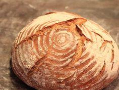 Unser täglich Brot: Landbrot aus dem Topf. Idiotensicher. Ok, nicht ganz…