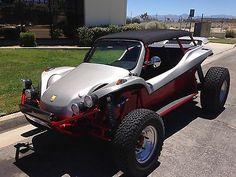 Meyers Manxter Dual sport dune buggy street legal sand rail automatic Volkswagen