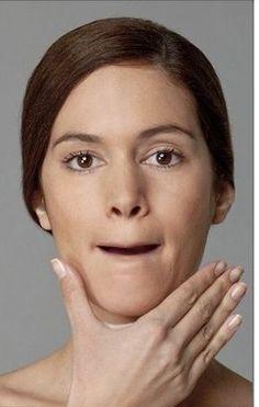 Ola, meninas, li uma matéria sobre exercícios faciais que ajudam a tonificar e rejuvenecer os músculos da face e achei...
