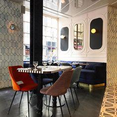 Hotel Panache Paris * Interiors Interiors * The Inner Interiorista