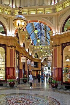 Block Arcade, Melbourne Melbourne Markets, Places In Melbourne, Melbourne Travel, Australia 2018, Victoria Australia, Melbourne Australia, Australia Travel, Melbourne Architecture, Australian Architecture