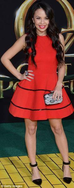 Pretty Little Liars star Janel Parrish