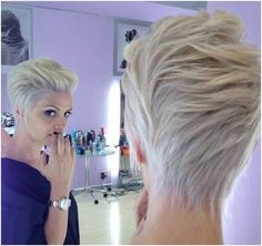 Cool Pixie Haircut 2014 - 2015