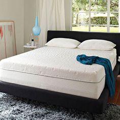 Get a good night's sleep on a quality mattress.  http://www.nobodybeatstheking.com/