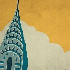 Chrysler Building by MonsterGallery on Etsy