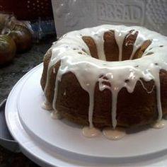 Butterscotch Pumpkin Pudding Cake Allrecipes.com