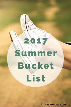 With a busy summer coming up I wanted to share our must do's from our Summer Bucket List with a toddler!