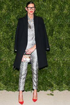 the Ninth Annual #CFDA #Vogue Fashion Fund Awards: #JCrew's #JennaLyons