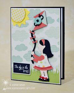 Jeanne's Paper Crafts: My Creative Time :: June Release Sneak Peek Day 2
