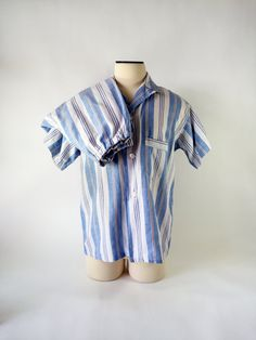 Men's Vintage Pajamas / 1940's PJs / Weldon A Dan by fourBvintage